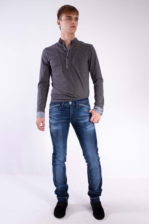 Мода мужских джинсов фото